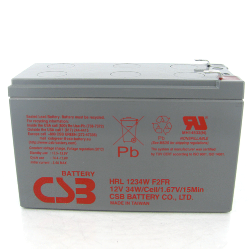 CSB 12V 34W Cell Battery