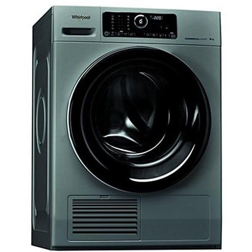 Whirlpool AWZ9CD S PRO Front Load Commercial Dryer - Silver