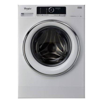 Whirlpool AWG912 PRO Washing Machine Front Load Commercial 9KG - White