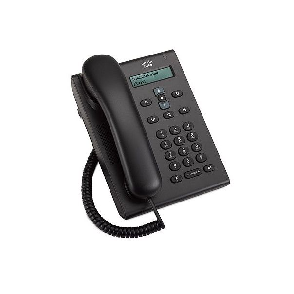 Cisco 3905 Unified SIP Phone