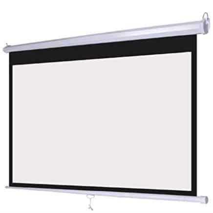 Office point 50X50 Wall mount (manual projector screen