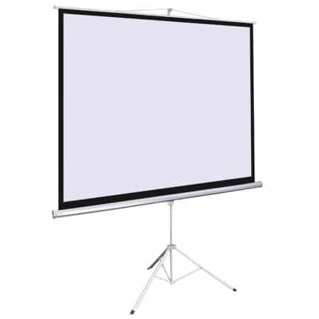 Office point 70X70 Wall mount manual projector screen