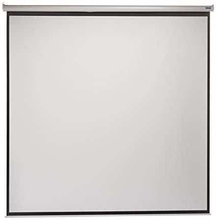Office point 96x96 Wall mount manual projector screen