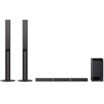 Sony HT-RT40 full HD 600watts sound bar with 2 tall speakers
