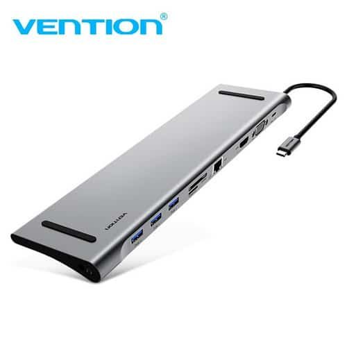 Vention-USB-type-C-10-in-1-docking-station