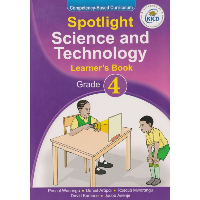 Spotlight Science and Technology Learner's Book G4