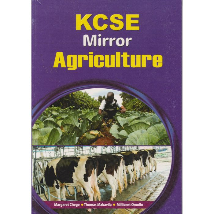 KCSE Mirror Agriculture