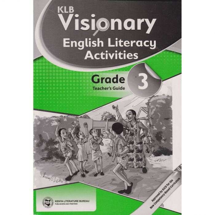 KLB Visionary English Literacy Grade 3 T/G (Approved)