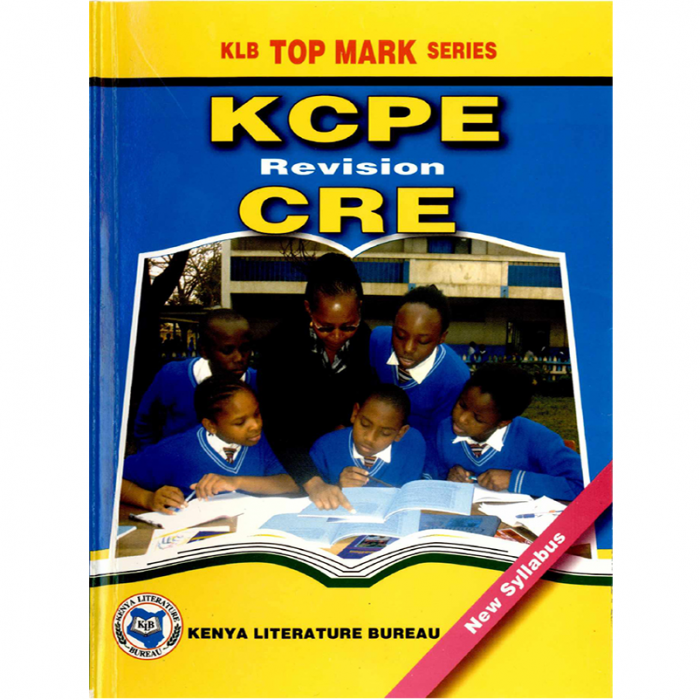 KLB Top Mark KCPE - Revision C.R.E [Approved]