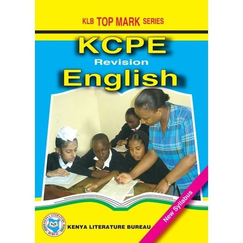 KLB Top Mark KCPE - Revision English [Approved]