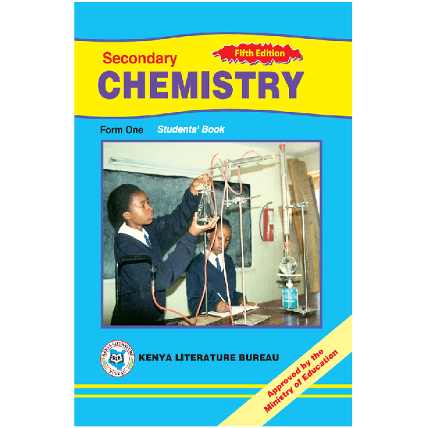 KLB Secondary Chemistry Form 1 S/B [Approved]