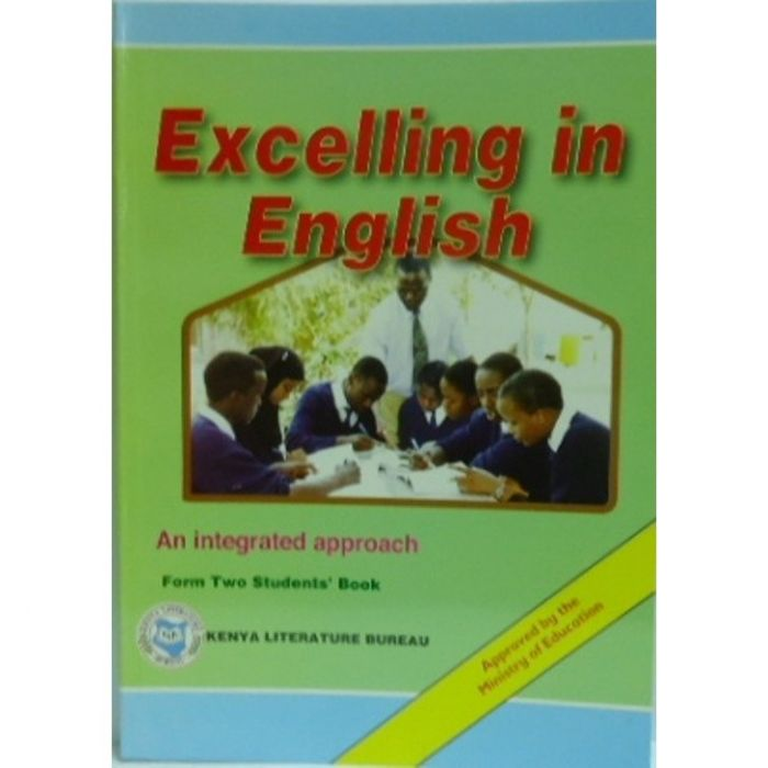KLB Excelling In English Form 2 S/B [Approved]