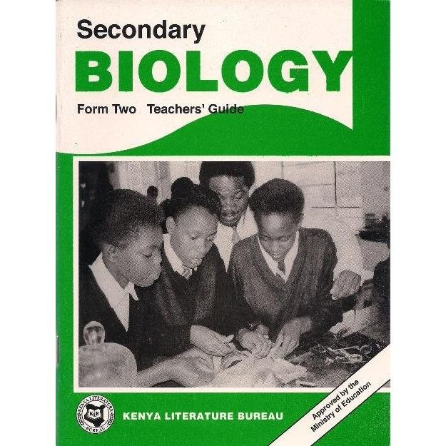 KLB Secondary Biology Form 2 T/G [Approved]