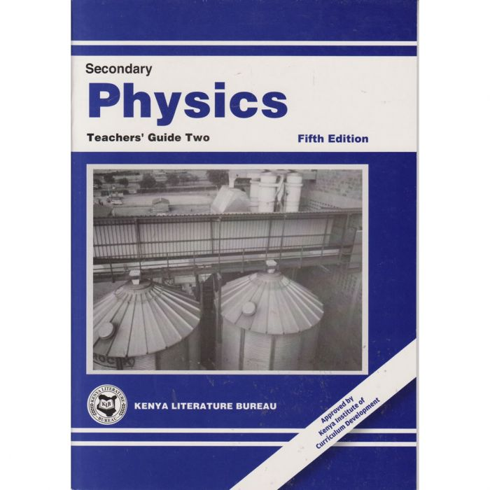 KLB Secondary Physics Form 2 T/G [Approved]