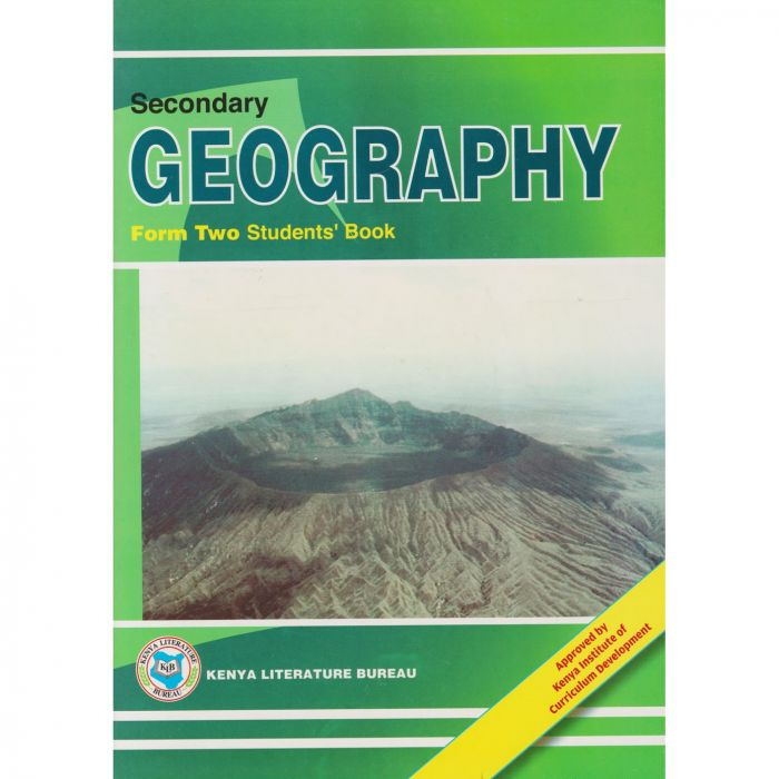 KLB Secondary Geography Form 2 S/B [Approved]