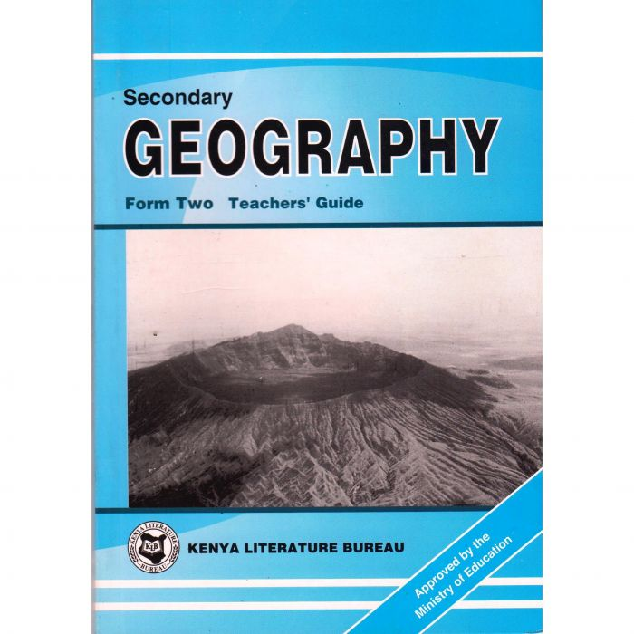 KLB Secondary Geography Form 2 T/G [Approved]