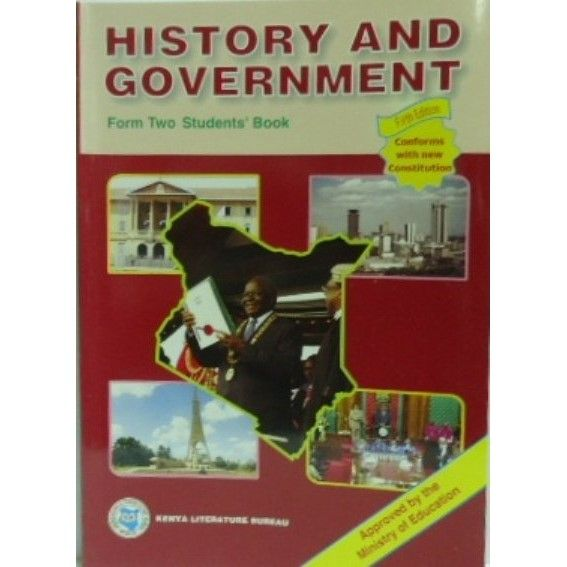 KLB History and Government Form 2 S/B [Approved]