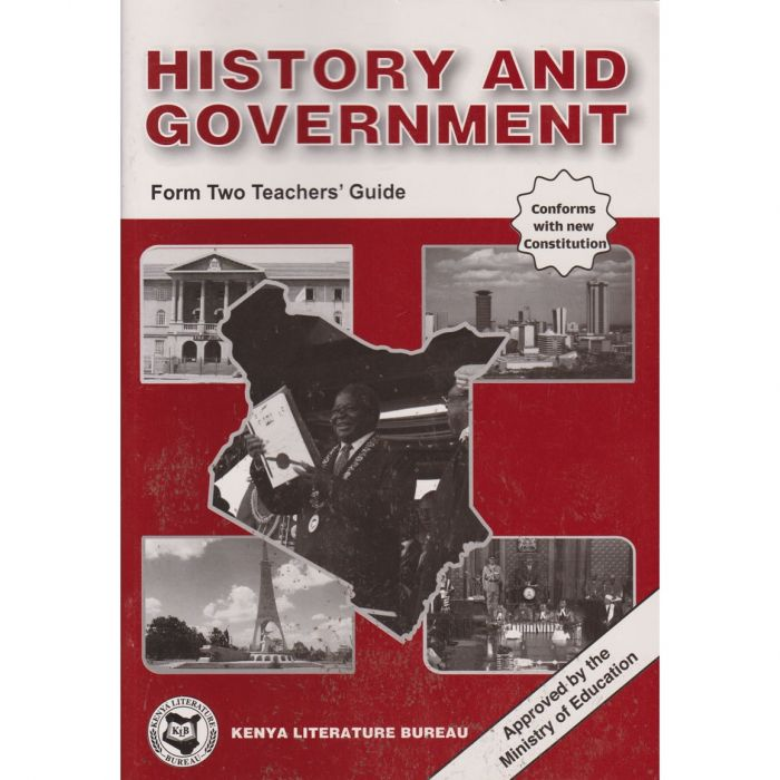 KLB History and Government Form 2 T/G [Approved]