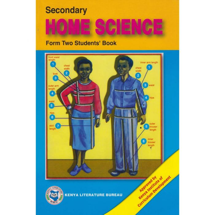 KLB Secondary Home Science Form 2 S/B [Approved]
