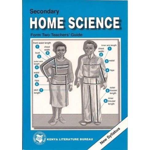KLB Secondary Home Science Form 2 T/G [Approved]