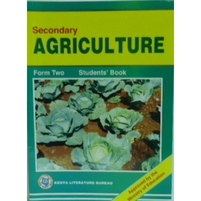 KLB Secondary Agriculture Form 2 S/B [Approved]