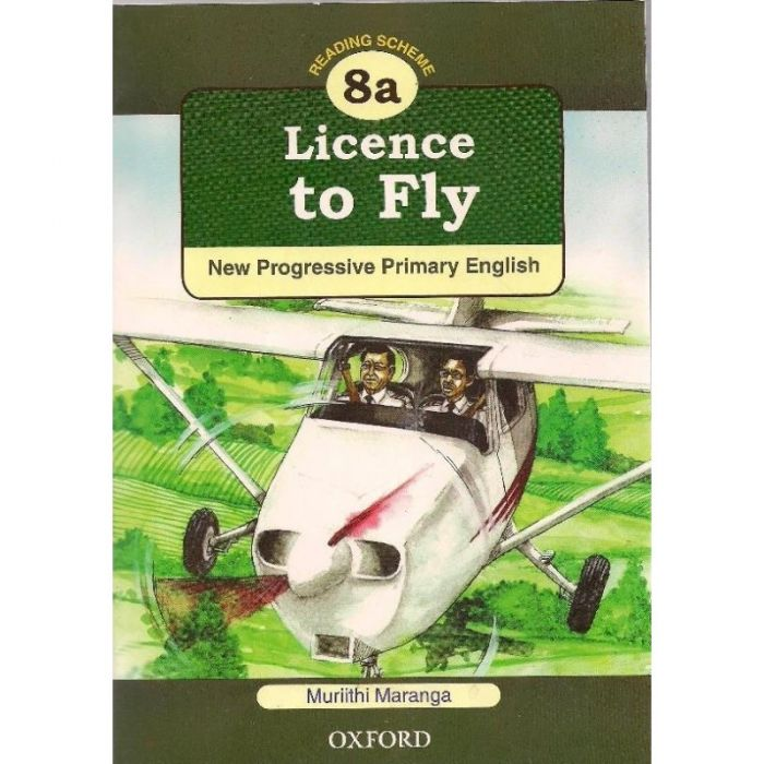 Oxford NPPE: RS. 8a - Licence to Fly