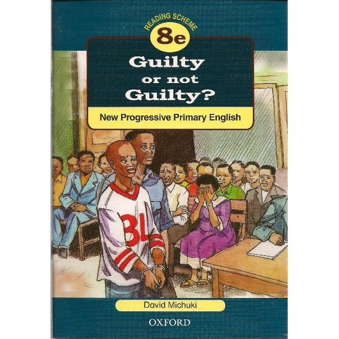 Oxford NPPE: RS. 8e - Guilty or not Guilty?