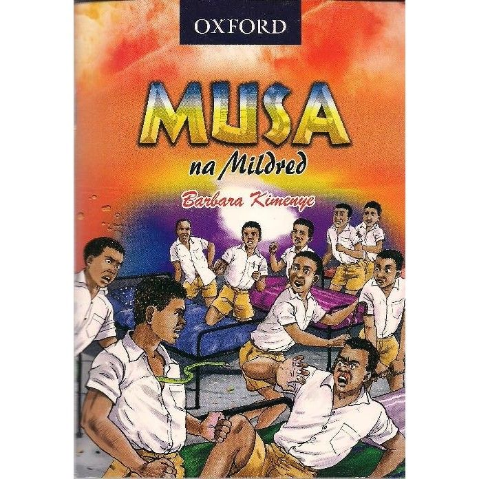 Oxford Musa na Mildred