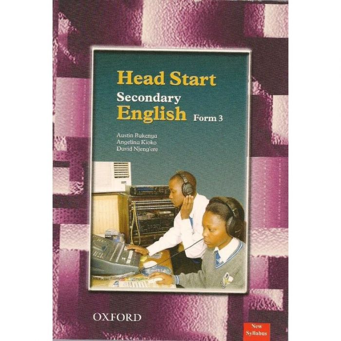 Oxford Head Start Secondary English Form 3 Student's Book