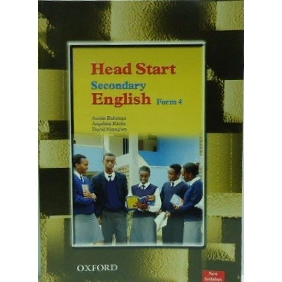 Oxford Head Start Secondary English Form 4 Student's Book