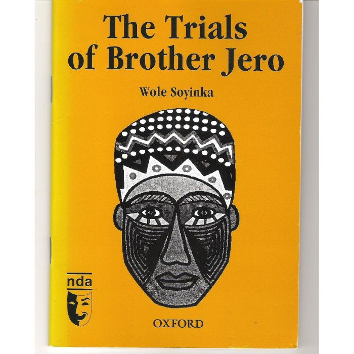 Oxford The Trials of Brother Jero