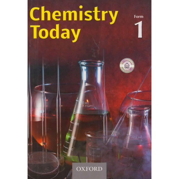 Oxford Chemistry Today Form 1 Student's Book