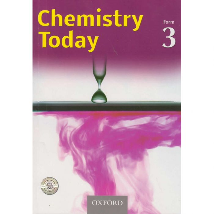 Oxford Chemistry Today Form 3 Student's Book