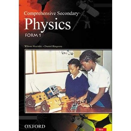 Oxford Comprehensive Secondary Physics Pupil's Book 1