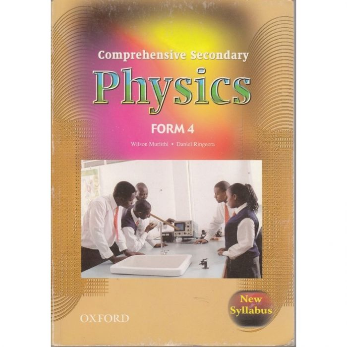 Oxford Comprehensive Secondary Physics Pupil's Book 4