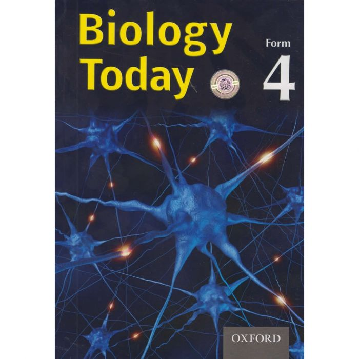 Oxford Biology Today Form 4 Student's Book