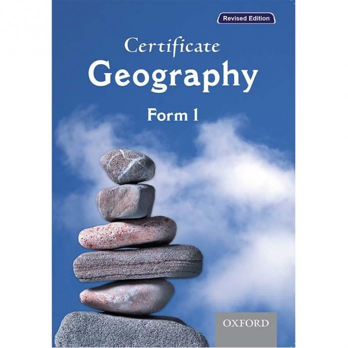 Oxford Certificate Geography Form 1 Student's Book