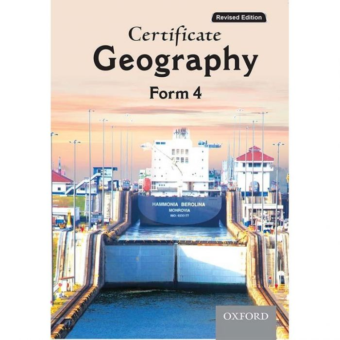 Oxford Certificate Geography Form 4 Student's Book