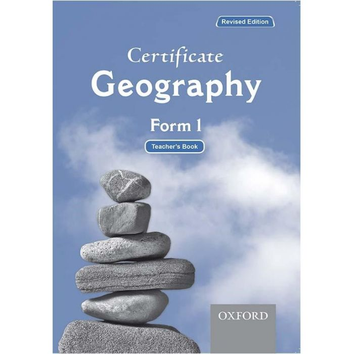 Oxford Certificate Geography Form 1 Teacher's Book