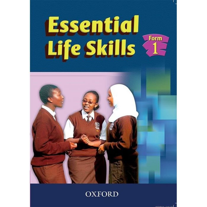 Oxford Essential Life Skills Form 1 Student's Book