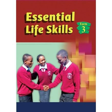 Oxford Essential Life Skills Form 3 Student's Book