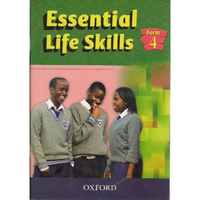 Oxford Essential Life Skills Form 4 Student's Book
