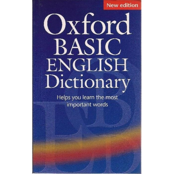Oxford Basic English Dictionary (OBED)