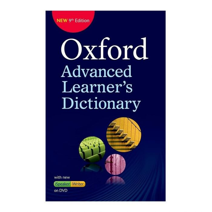Oxford Advanced Learner's Dictionary 9th Ed. With CD-ROM