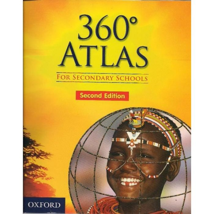 Oxford 360° Atlas for Secondary Schools–2nd Edition, with Counties