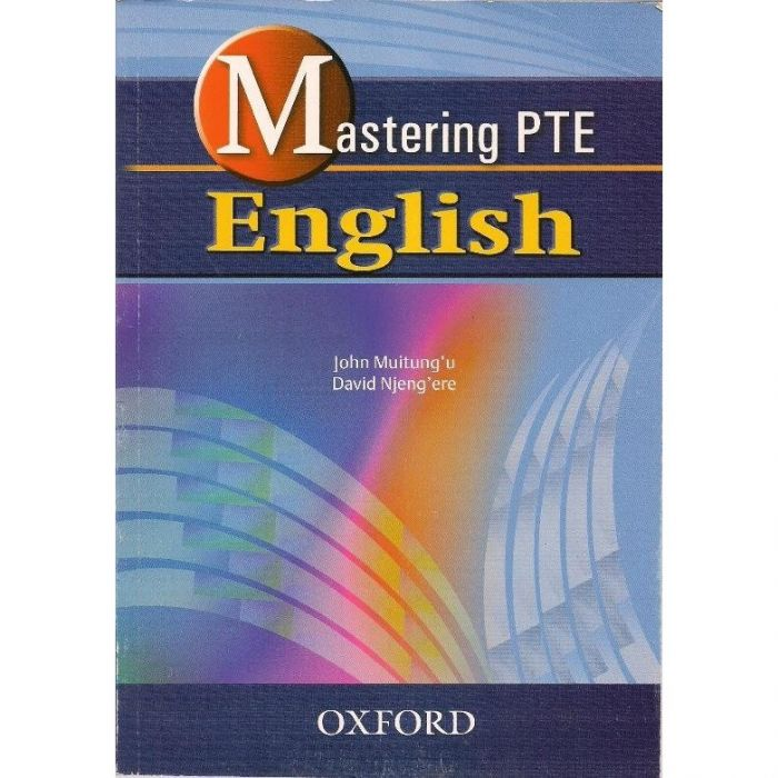 Oxford Mastering PTE: English