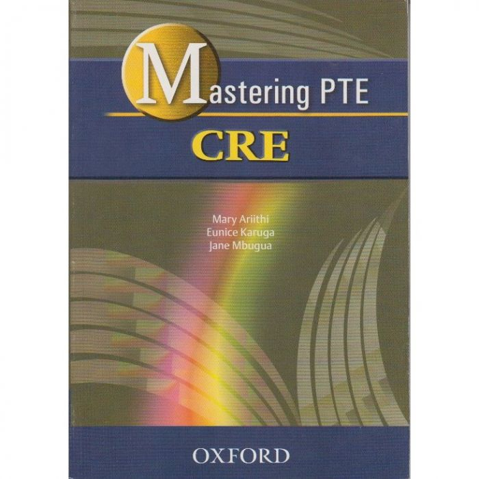 Oxford Mastering PTE: CRE