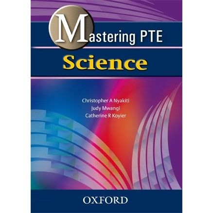 Oxford Mastering PTE: Science