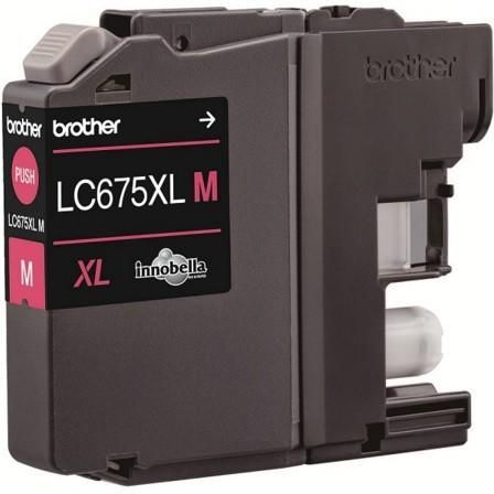 Brother LC-675XL Magenta Ink Cartridge