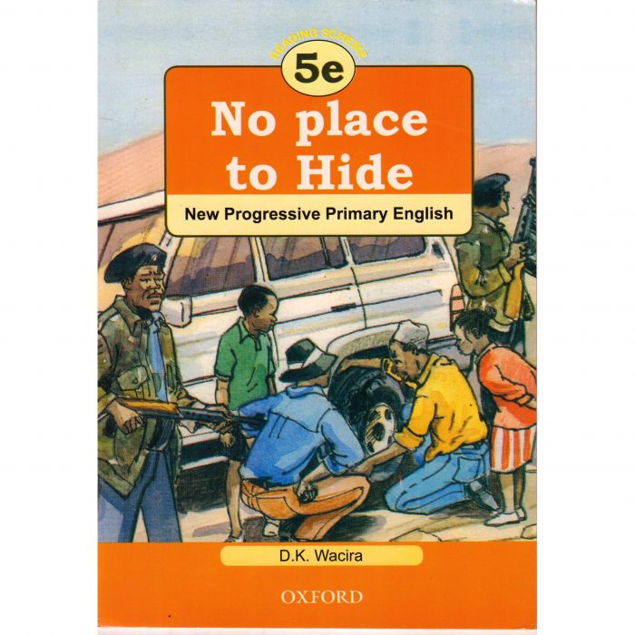 Oxford NPPE: RS. 5e - No Place to Hide
